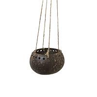 Lồng đèn bằng gáo dừa tự nhiên -  BE006