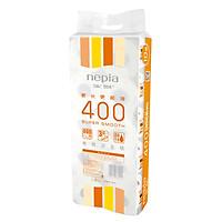 Nepia (Nepia) toilet paper flexible no fragrant classic series 3 layer 400 rolls paper 10 volumes