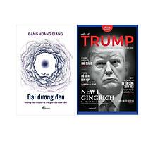 Combo sách hay về tâm lý học: Đại dương đen + Hiểu về Donald Trump