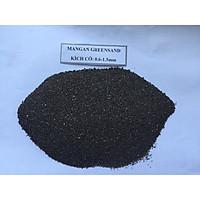 Combo Hạt Mangan Greensand lọc nước bao 25kg