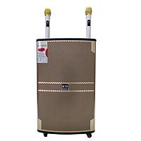 Loa kẹo kéo karaoke bluetooth di động KTV GD 15-20 - Hàng nhập khẩu