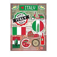 Italy - Reflective Sticker hình dán phản quang 3M Premium