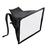 Tản sáng softbox đèn Flash (15 x 17cm) - Có túi đựng