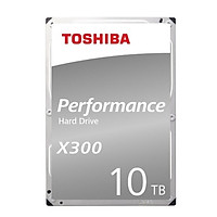 """Ổ cứng TSB 3.5"""" X300 Performance HDD 10TB HDWR11AUZSVA - hàng chính hãng"""