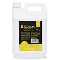 Sữa Rửa Tay Choice L Hương Chanh (4.5kg)