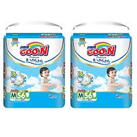 2 Gói Tã Quần Goo.n Premium Gói Cực Đại M56 (56 Miếng)
