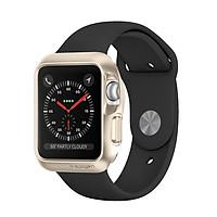 Ốp Apple Watch Series 3/2/1 38mm SPIGEN Slim Armor Case - Hàng Chính Hãng