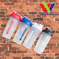 Bình lắc sữa Tập Gym * Bình Đựng Nước Thể Thao* My Protein 600ml- hàng nhựa cao cấp
