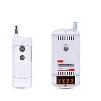 Công tắc điều khiển từ xa 1Km  9220KB 30A/220V bật tắt máy bơm động cơ công suất lớn có chứ năng học lệnh ổ cắm điều khiển từ xa công tắc không dây công tắc điện thông minh
