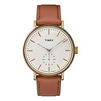 Đồng hồ Nam dây da Timex Fairfield Sub-Second 41mm - TW2R37900
