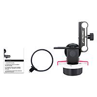 DSLR Camera Follow Focus Quick Fixed Photography Focalizer Precise Adjust Gear for Canon EOS60D 600D SLR Digital Cameras