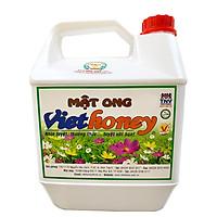 Mật ong Viethoney Can 5kg