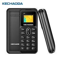 "KECHAODA A27 2G GSM Feature Phone Dual SIM 0.66"" 32MB BT Dialer 350mAh Detachable Battery MP3/FM Mini Mobile Phones for"