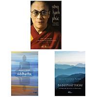 Bộ 3 cuốn sách về Phật Giáo: Ba Bài Pháp Thoại - Siddhartha - Sống Hạnh Phúc