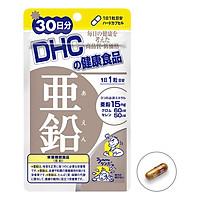 Viên uống giảm mụn bổ sung kẽm DHC ZinC - gói 30 ngày (nhập khẩu)