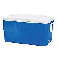 Thùng Giữ Nhiệt Coleman 3000000146 - 47.3L - Xanh 50QT Cooler (Blue)