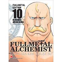 Fullmetal Alchemist - Cang giả kim thuật sư - Fullmetal Edition - Tập 10