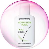 Lotion dưỡng ẩm da đầu DR.SOMCHAI ACTIVE HAIR TONIC N0.2 Thái Lan 30ml