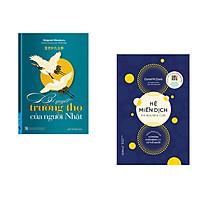 Combo 2 cuốn sách: Bí Quyết Trường Thọ của Người Nhật + Hệ Miễn Dịch