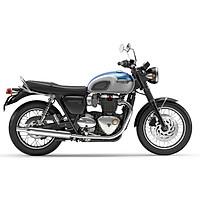 Xe Môtô Triumph Bonneville T120 - Xanh Trắng