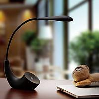 Đèn led để bàn YOIK128 ( Tặng kèm quạt mini vỏ nhựa cắm cổng USB ngẫu nhiên )