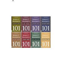 Combo  bộ 101 gồm 8 cuốn Những nhà lãnh đjao cần biết  ( tặng 1 sổ tay + giá đỡ iring )