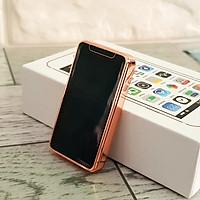 Bật lửa hồng ngoại sạc điện kiểu dáng Iphone X sành điệu