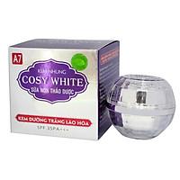 Kem dưỡng trắng-ngừa lão hóa-giữ ẩm-se khít lỗ chân lông Cosy White A7 30g