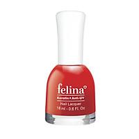 Sơn móng tay Felina 18ml CS320 Hoa Hồng Đỏ