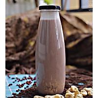 Chai Thủy Tinh Đựng Sữa Nắp Thiếc 1lít