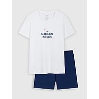 Bộ quần áo mặc nhà cotton cho nữ CANIFA - 6LS21S004