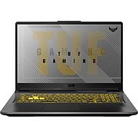 Laptop Asus TUF Gaming A17 FA706II-H7286T (AMD R7-4800H/ 8GB DDR4 3200MHz/ 512GB SSD M.2 PCIE G3X2/ GTX 1650Ti 4GB GDDR6/ 17.3 FHD IPS, 120Hz/ Win10) - Hàng Chính Hãng