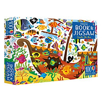 Usborne Book and Jigsaw Under the Sea
