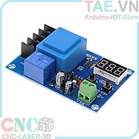 Mạch điều khiển sạc Acquy tự ngắt XH-M602 6-100V