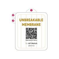 Miếng Dán Màn Hình Mặt Trước PPF Dành Cho Apple iWatch / Apple Watch 38 40 42 44 mm