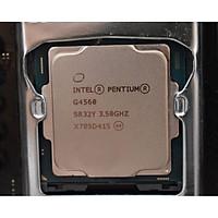 Bộ vi xử lý Intel Pentium G4560- 3.5Ghz -TRAY, HÀNG NHẬP KHẨU