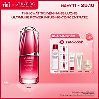Tinh chất dưỡng da Shiseido Ultimune Power Infusing Concentrate 30ml