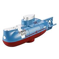 Tàu ngầm điều khiển từ xa không thấm nước thích hợp làm quà tặng cho bé Mini RC Submarine Remote Control