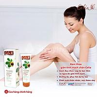 Kem thoa chăm sóc chân suy giãn tĩnh mạch Celia (100ml)
