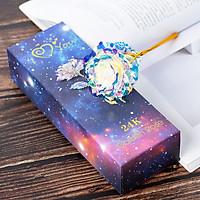 Hoa Hồng Hologram quà Valentine- Kèm Hộp + Túi đựng