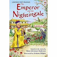 Sách thiếu nhi tiếng Anh - Usborne First Reading Level One: The Emperor and the Nightingale