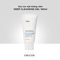 GEL rửa mặt dịu nhẹ dành cho da mụn CHUCOS DEEP CLEANSING GEL (150ml)