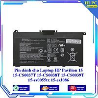 Pin dành cho Laptop HP Pavilion 15 15-CS0037T 15-CS0038T 15-CS0039T 15-cs0055tx 15-cs3086 - Hàng Nhập Khẩu