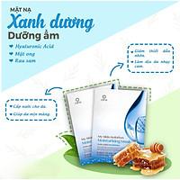 Mặt nạ giấy CANA My Skin Solution cho da mụn, da lão hoá, cấp ẩm, dưỡng trắng, làm dịu da tuỳ chọn 6 loại 25g