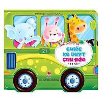 Thế Giới Ô Tô: Chiếc Xe Buýt Chu Đáo (Tái Bản 2019)