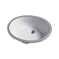 Chậu rửa âm bàn cao cấp Bravat C22102W-ENG