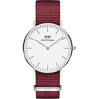 Daniel Wellington Classic Roselyn Silver White 36mm DW00100272