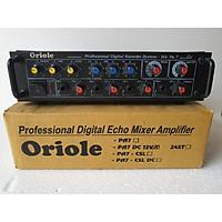 Ampli có acquy 12v- Hàng chính hãng Oriole