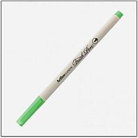 Bút lông đầu cọ viết calligraphy Artline Supreme Brush EPFS-F - Màu xanh lá dạ quang (Fluoro Green)