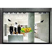 Trang trí Halloween bí ngô,bóng ma và dơi
